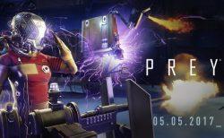 SFアクションFPS『Prey(プレイ)』:主人公の武器とスキルを紹介する新映像を公開
