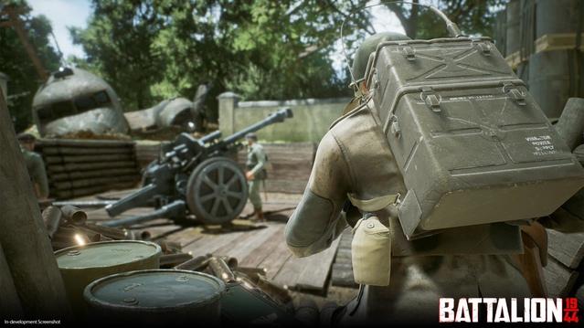第二次世界大戦FPS『Battalion 1944』の開発と配給をスクエア・エニックスが全面サポート決定、2017年5月にクローズドアルファ実施