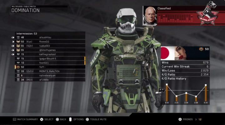 CoD:IW: 新ミッションチーム「Blood Anvil」は間もなく登場? アップデートで音声を確認