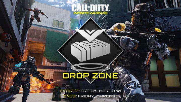 CoD:IW: 人気のお祭りゲームモード「Drop Zone」が期間限定で復活