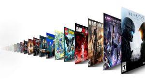 Xbox One:100タイトル以上をダウンロードして遊べる定額制サービス「Xbox Game Pass」が今春開始