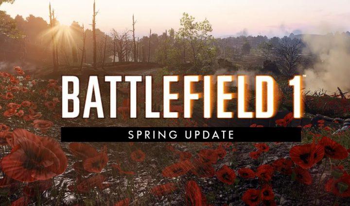BF1: 「春季アップデート」パッチノート公開、小隊機能やサーバー管理など大規模なアップデート