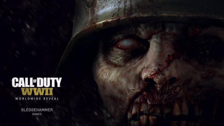 CoD:WWII: 「ゾンビモード」登場確定、不気味な初イメージが公開