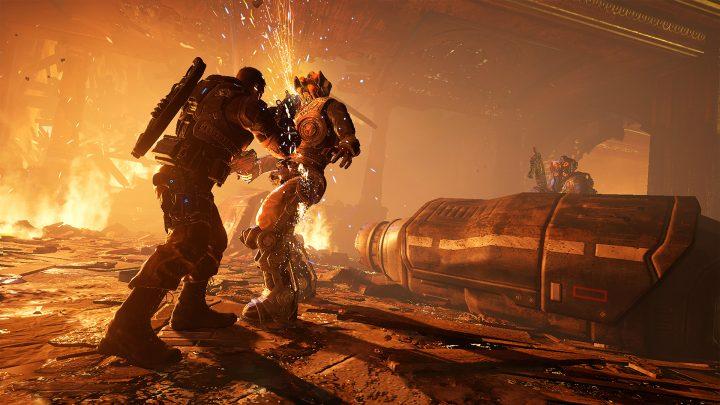 Gears of War 4:キャンペーンモード「夜の恐怖」のゲームプレイ映像公開、新スクリーンショットも