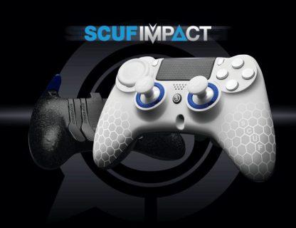 プロゲーマー御用達コントローラーSCUF(スカフ):PS4用完全新型モデル「SCUF IMPACT」と上位版の「SCUF INFINITY PRO」発表