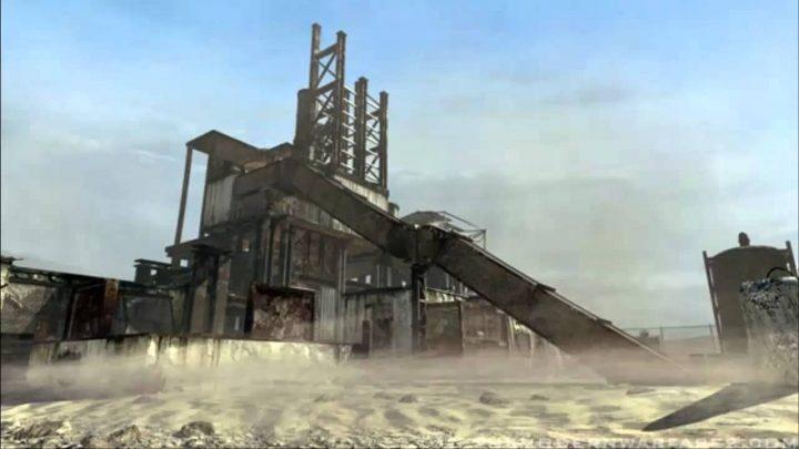 """CoD:IW:第2弾DLC「Continuum」でリメイクされる、CoD史上最高レベルに狭いマップ""""Rust""""とは?"""