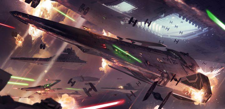 SWBFII:「スターファイター・アサルト」のゲームプレイ映像、Gamescom2017にて初公開