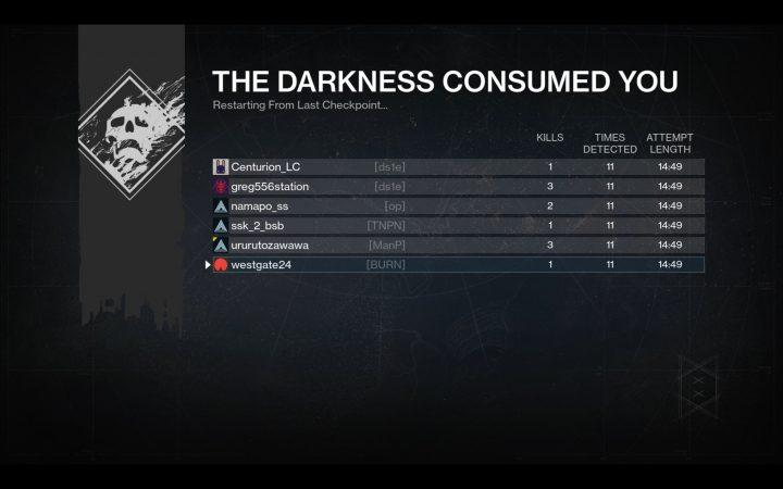 Destiny ゴルゴン