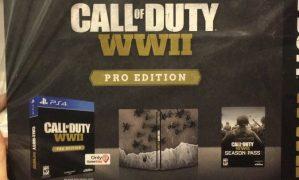CoD:WWII: Gamestop限定のプロエディションや予約特典のPS4限定ベータの存在を確認