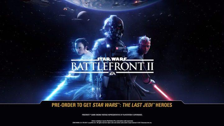 SWBF2: EA公式からCM動画が流出、「フォースの覚醒」「新三部作」「クローン・ウォーズ」に加え新たなEP6後の帝国側ストーリーが展開か