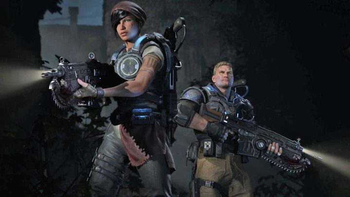 『Gears of War 4』の国内版が発表か