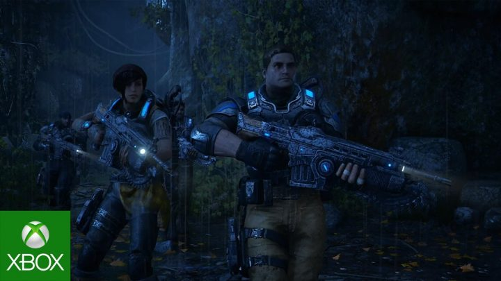 国内版『Gears of War 4』、 キャンペーンモード「迂回路なし」のゲームプレイ映像公開