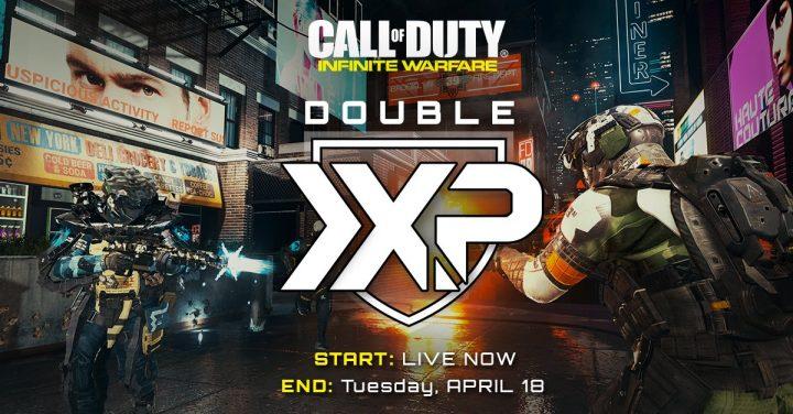 CoD:IW:ダブルXPイベント開始、4月19日まで