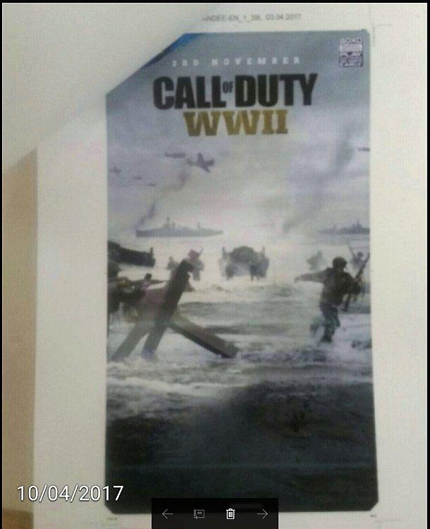 リークポスターの全体像