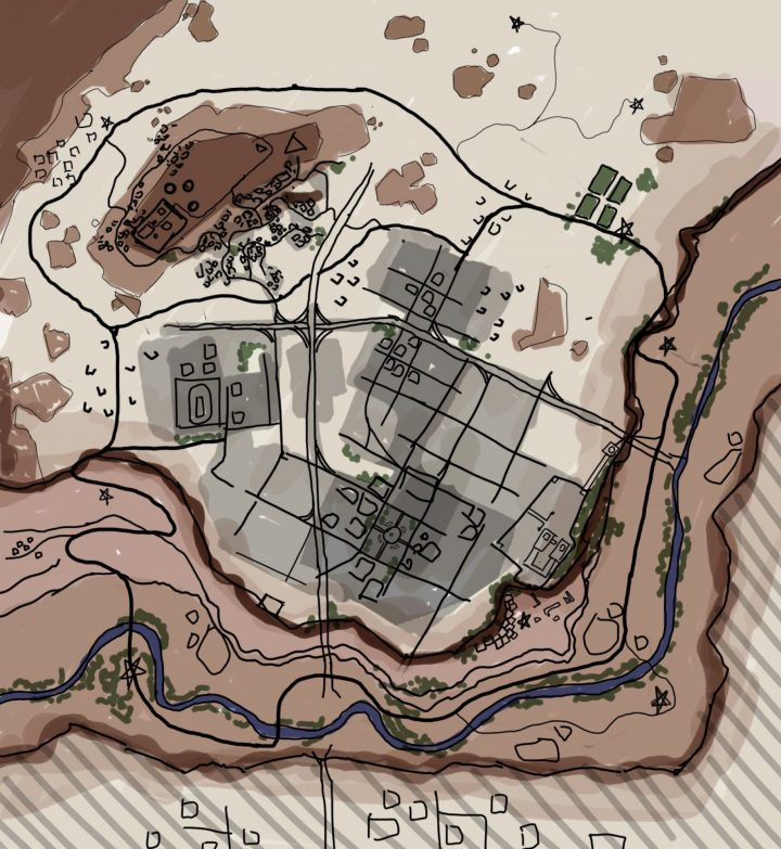 PUBG: 2種類の新マップの続報が公開、砂漠マップは現マップの半分の大きさの密度に