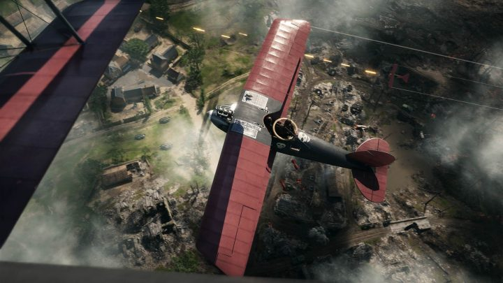 BF1 戦闘機