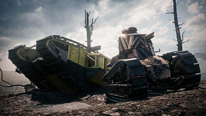 BF1 戦車
