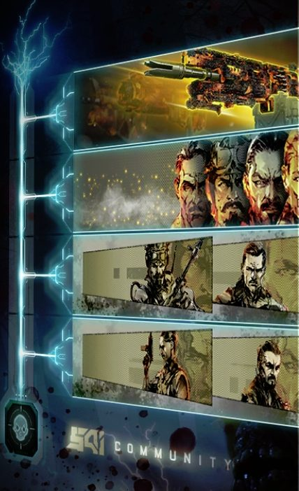 CoD:BO3:新コミュニティチャレンジ「5億回ヘッドショットせよ」開始、達成でMGS新川氏のコーリングカード