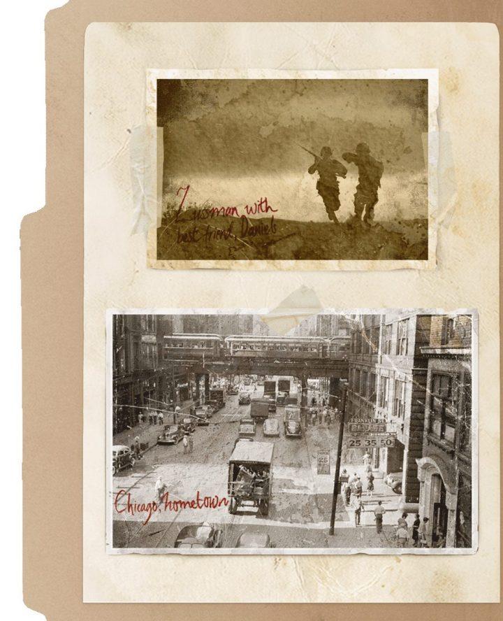 CoD:WWII:4名のキャラクターに関する20枚以上の画像発掘、コーリングカード報酬も