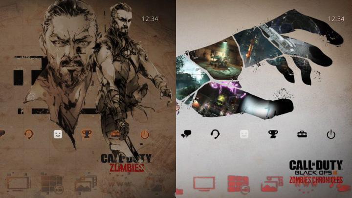 CoD:BO3:「ゾンビクロニクル」の日本語版トレーラー公開、PS4テーマ2種は5月20日に無料配信
