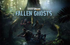 ゴーストリコン ワイルドランズ:第2弾DLC「フォールン・ゴースト」の配信日が5月31日に決定