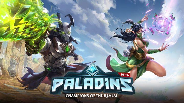 Paladins:PS4とXbox Oneでオープンベータ開始(海外)