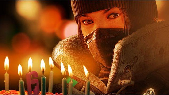 レインボーシックス シージ:Frostの誕生日を記念したチャレンジ開催、メダリオンチャームが入手可