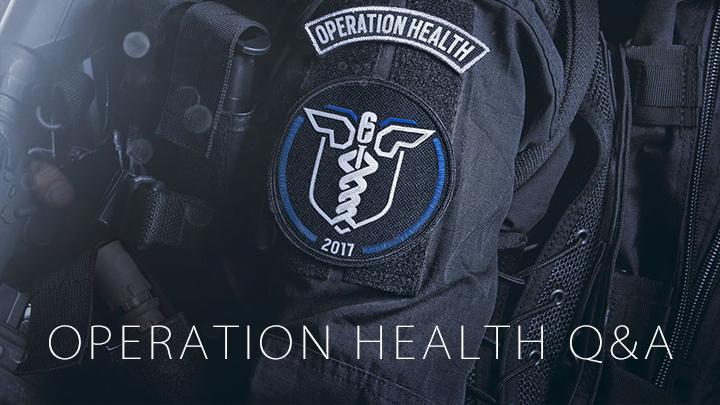 レインボーシックス シージ: をキャンセルして改善に特化する「オペレーション ヘルス」の詳細、