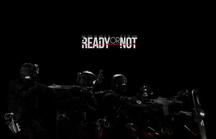 Ready Or Not(レディオアノット) keyart