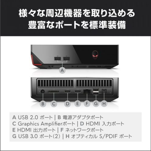 NEW ALIENWARE ALPHA プレミアム