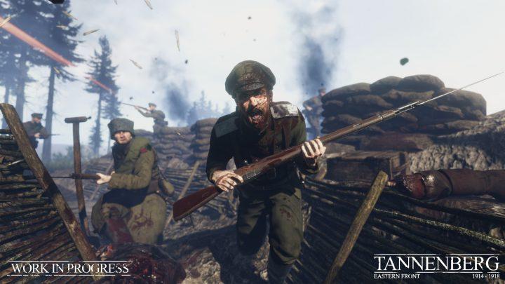 第一次世界大戦FPS『Tannenberg(タンネンベルク)』発表、2017年リリース