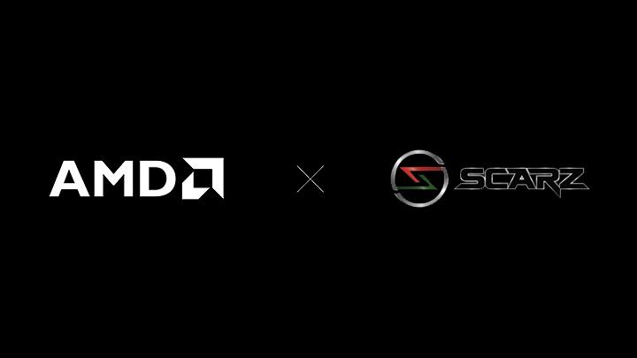 プロチームSCARZ、日本AMDとスポンサー契約締結