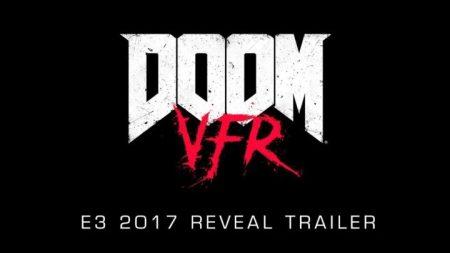 VR版DOOM:『DOOM VFR』の日本版トレーラー公開、2017年発売予定