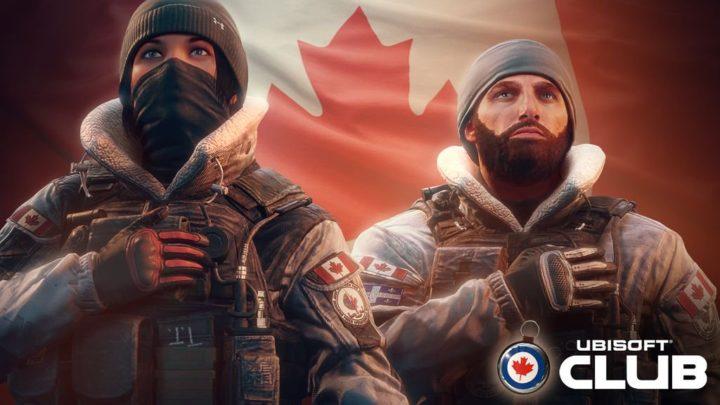 R6S カナダの日