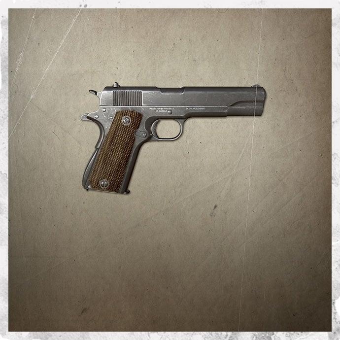 M1911(コルト・ガバメント)