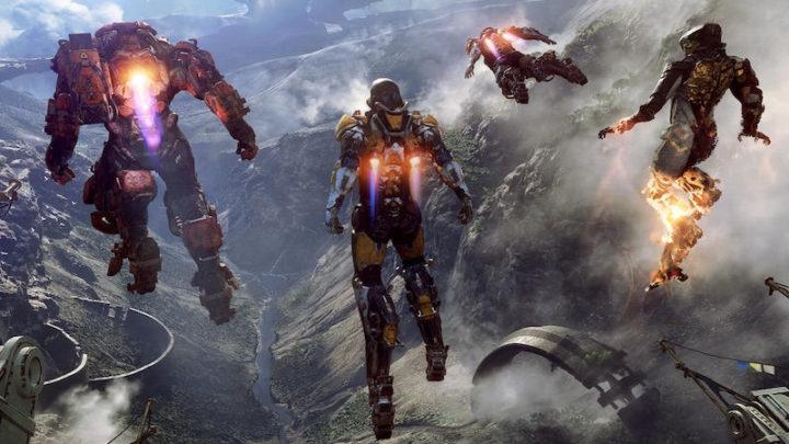 Bioware最新作『Anthem』のゲームプレイトレイラー公開、エグゾスーツで陸海空を駆け巡るオープンワールドシューター