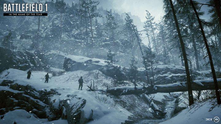 "BF1:極寒の雪山マップ""Lupkow Pass""、8月にPremium Passユーザーへ先行配信"