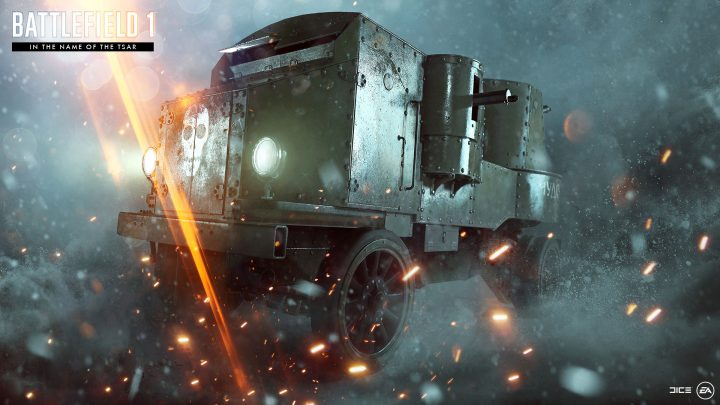bf1-Putilov-Garford Heavy Armored Car