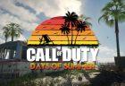 CoD: 豪華季節イベント「デイズ・オブ・サマー」開始、プライス大尉やゴーストのスキン、夏仕様マップ、「Beachcomber Prop Hunt」など