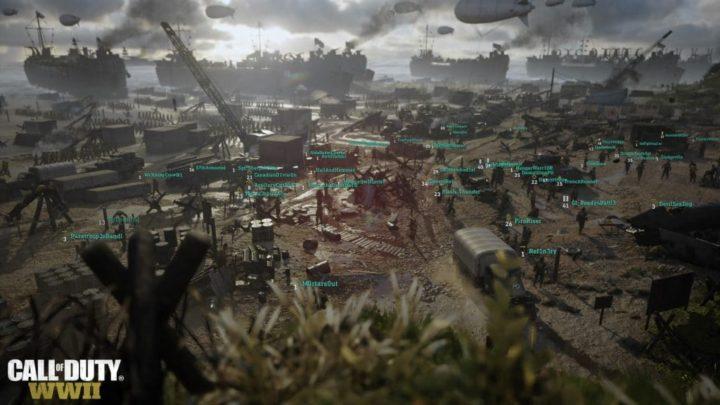CoD:WWII: 「ヘッドクォーター」はMMORPGからインスパイア、クエストや新たなコミュニケーション手段も判明