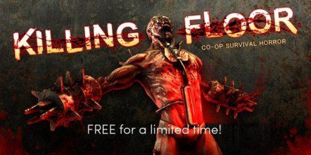 『Killing Floor』がHumble Bundleにて無料配信中、6月24日まで