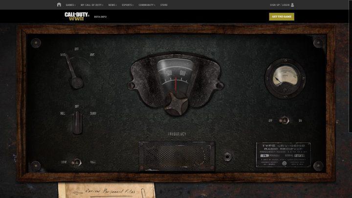 CoD:WWII:機密ページに新暗号、4枚のゲーム内イメージらしきもの発掘