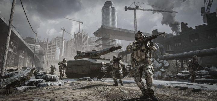 第三次世界大戦FPS『World War 3』: 軍や兵器産業と共同開発しリアルを超える、2018年発売