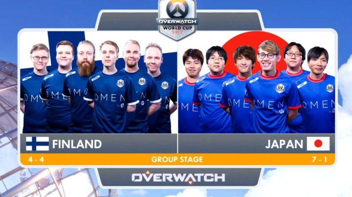オーバーウォッチ: 日本代表チームが予選トップ通過しプレーオフ進出決定、この後オーストラリア戦
