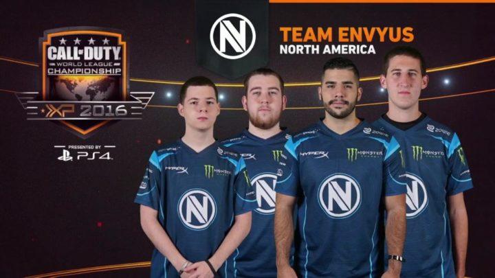 世界屈指のCoD強豪チーム「Team EnVyUs」から3選手が脱退を表明