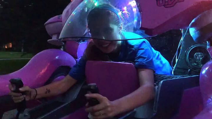 オーバーウォッチ: パパ、娘のために乗って動かせるD.vaのメックを制作