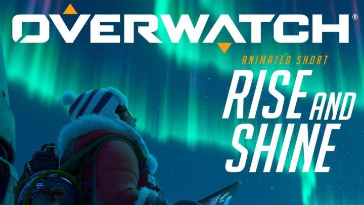 """オーバーウォッチ: メイの短編アニメーション""""Rise and Shine""""公開、窮地から脱出できるのか?(日本語)"""