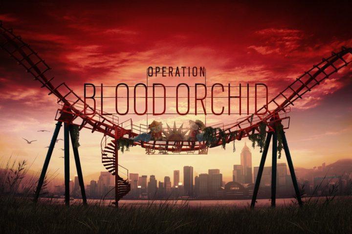 レインボーシックス シージ: 無料DLC「オペレーション ブラッドオーキッド」の配信日が9月5日深夜23時頃に決定