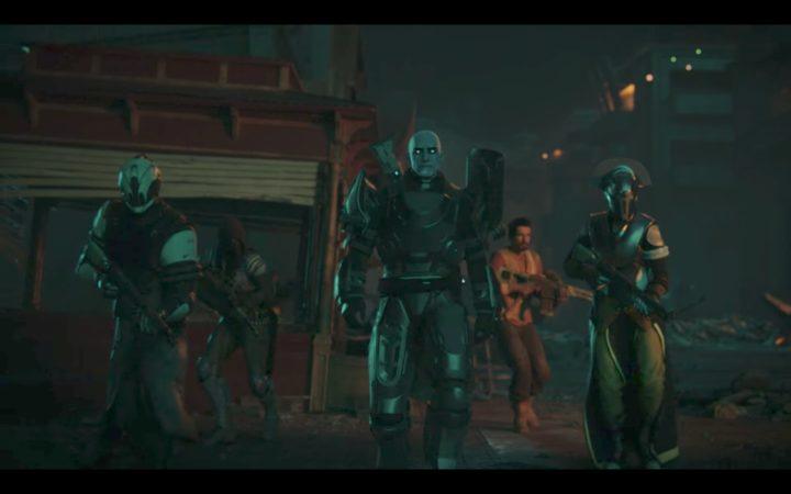 Destiny 2: 消息不明となった預言者が登場した衝撃のローンチトレーラーが公開