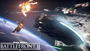 SWBFII: 激しい宇宙戦闘を楽しめる「スターファイター・アサルト」のゲームプレイ映像が公開